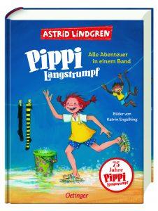 Oetinger Friedrich GmbH Pippi Langstrumpf 3-in-1-Stifte